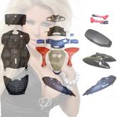 Пластик к моделям VIPER (обвес)