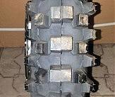 Колесо заднее 110/90-18 OFF-ROAD Matador в сборе+торм.диск+звезда