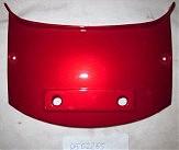 Вставка пластиковая задняя (багажника) Fighter