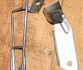Крепление троса металическое мото
