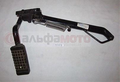 Подножка боковая Cobra (+подножка водителя левая)