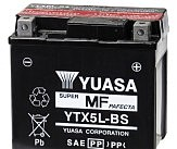 Аккумулятор сухозаряженный AGM 4,2Ah 80A YUASA YTX5L-BS 114x71x106