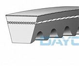 Ремень вариаторный усиленный DY HPX2234 945x36