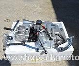 Двигатель в сборе 1P50FMG 110сс Lifan мото механика