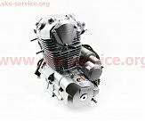 Двигатель мотоциклетный в сборе CB-150cc (на Viper-125J)