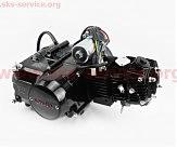 Двигатель мопедный в сборе 110куб (Active) -