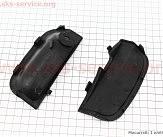 Yamaha JOG APRIO пластик - лючок масляного бака к-кт 2шт