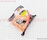 Резинка подножки ALPHA к-кт 2шт, оранжевый