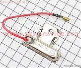 Резистор (сопротивление) с проводом (короткий) 5 Ом