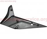 Loncin- JL200-68A пластик - боковой нижний правый, ЧЕРНЫЙ