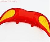 Viper - F1/F50 пластик - стекло фонаря заднего, тип 2