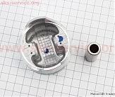 Loncin- LX200GY-7A Поршень, кольца, палец к-кт 200cc 63,5мм STD (палец 15мм) (без штопорных колец)