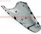 Honda DIO AF-27 пластик - к-кт крашеные 5 деталей, ЧЕРНЫЙ