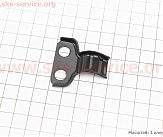 Loncin- LX250GY-3 Кронштейн крепления тормозного шланга, тип 2